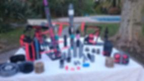 Impresiones 3d Maquetas sistemas de levantamiento artificial