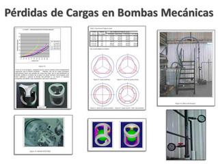 Pérdida de Carga en Bombas Mecánicas