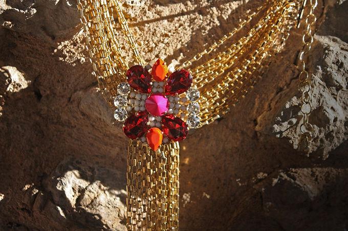 Luisella B Ibiza glamour jewellery