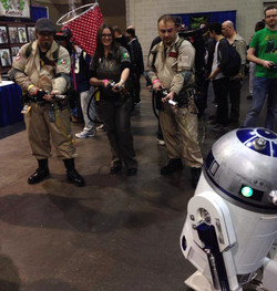 Look out R2!