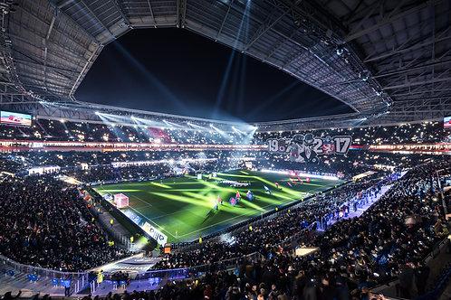 Champions's League | OL - E Lounge