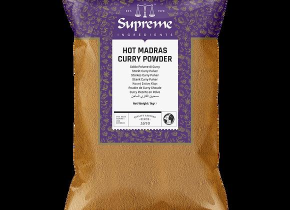 Supreme Madras Curry Powder - Hot