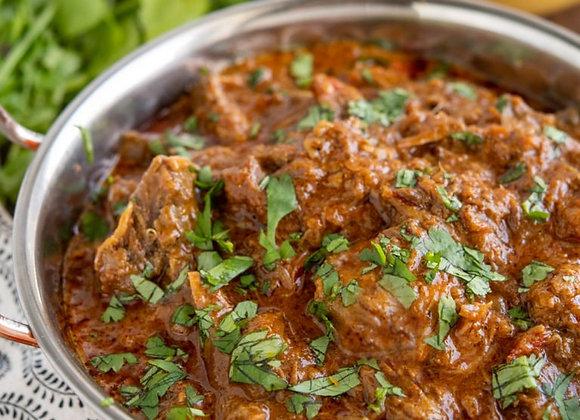 Punjabi Lamb Curry