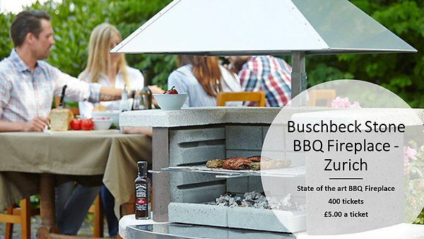 Buschbeck Stone BBQ Fireplace - Zurich.p
