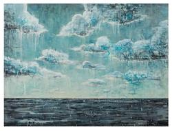 VENDU- Ciel de pluie