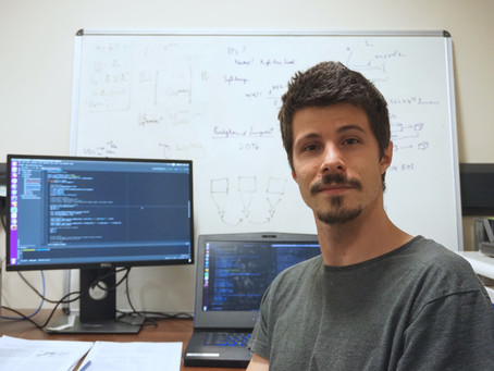 Giving vision to robots with Pedro F. Proença
