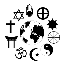 The world and religions