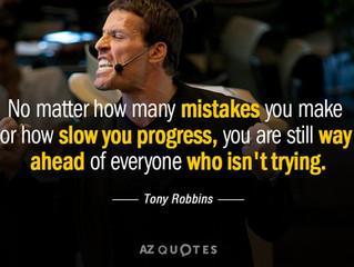 Slow Progress...