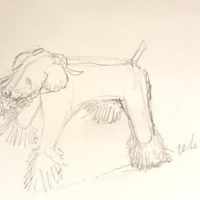 Het hondje van Wilhelmina