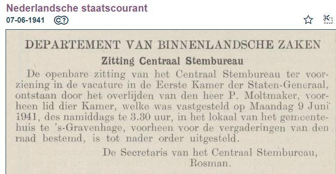 staatscourant 1941