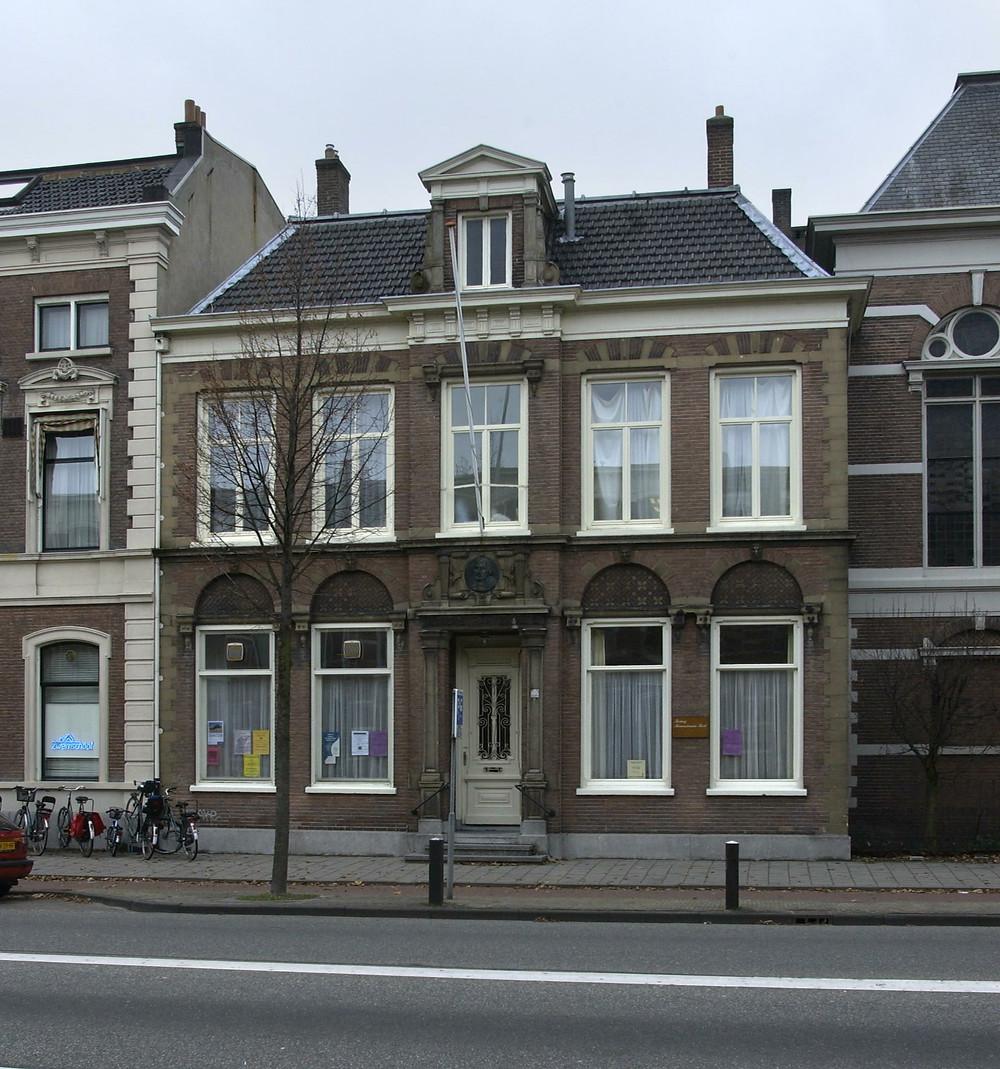 Remonstrantenhuis Haarlem