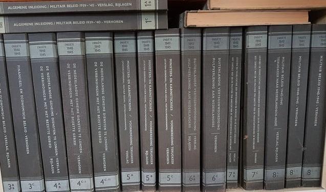 Publicaties parlementaire enquêtecommissie