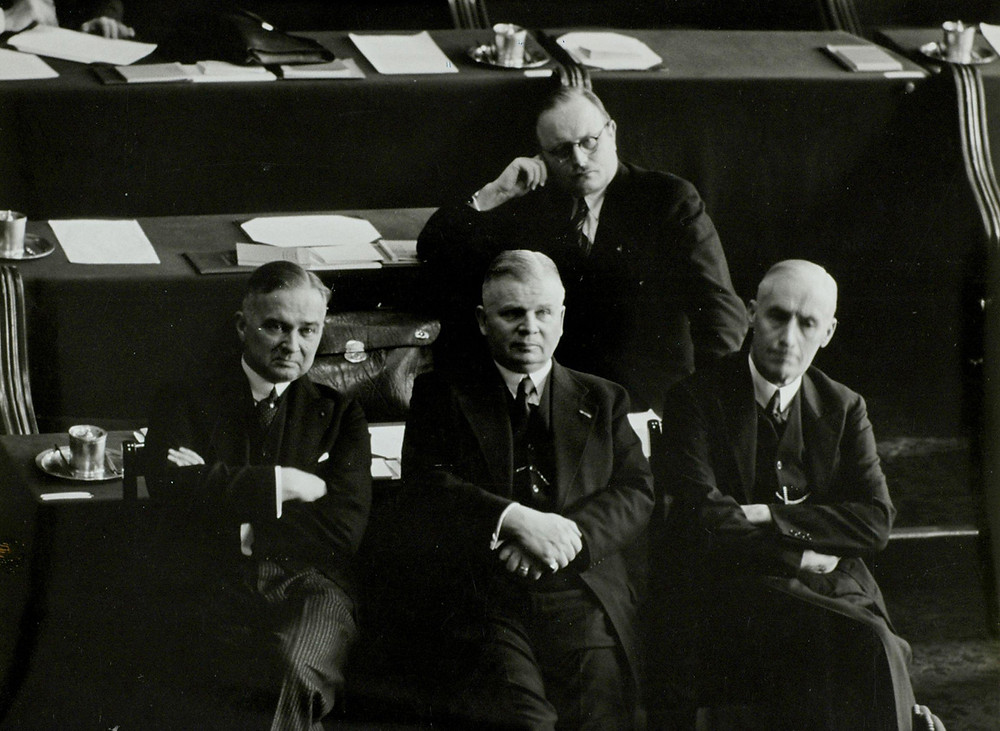 Moltmaker Eerste Kamer 1938