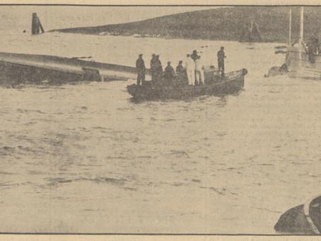 6 maart 1940: Doggers korte reis met de onderzeeër O 11