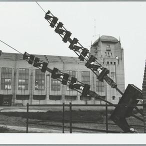 Sabotageactie bij Radio Kootwijk