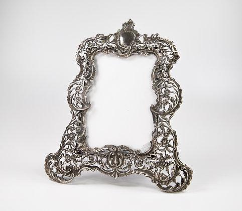 Silver Photo Frame Goldsmiths & Silversmiths 1902