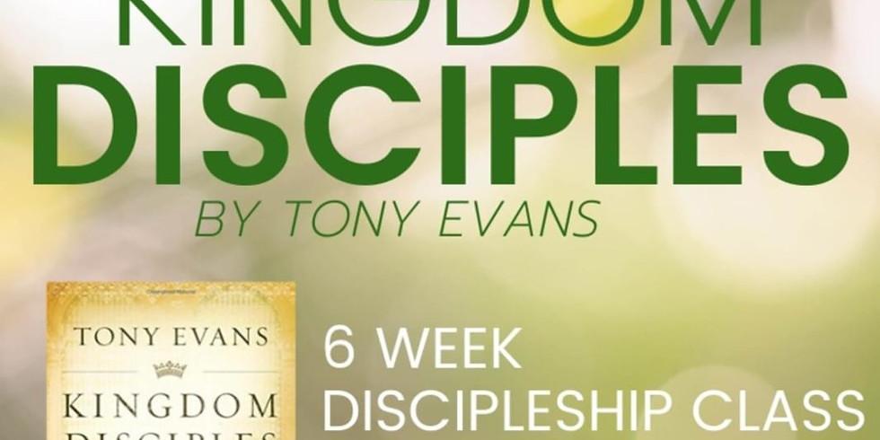 Discipleship Class for Congregation