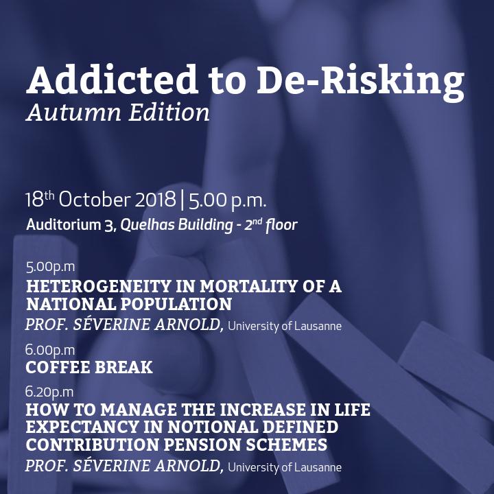 Addicted to De-Risking- Autum Edition