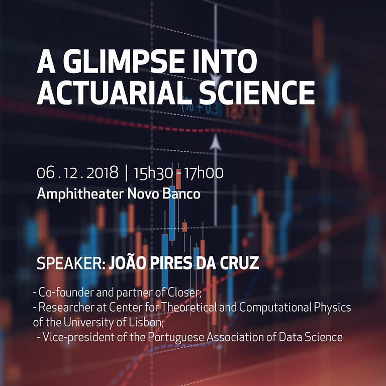 Data and Information: A Glimpse into Actuarial Science
