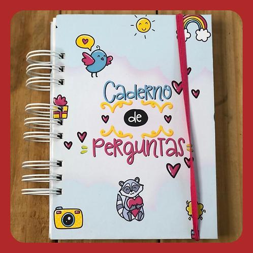 Caderno de Perguntas