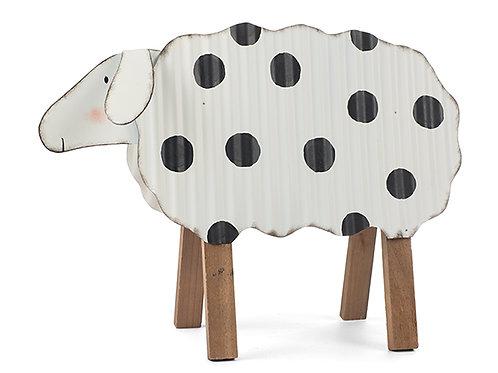 Schaf mit großen Punkten 30 cm. Erhältlich in 3 verschiedenen Designs