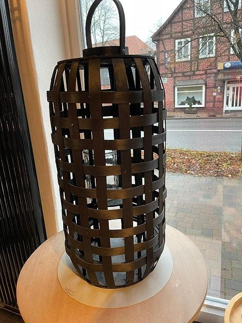 Laterne 50 cm, Holz