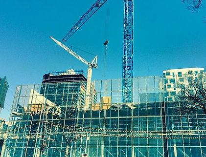 Apartments built in Melbourne