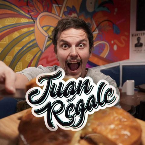 « Juan Régale » sur Quotidien (11.12)
