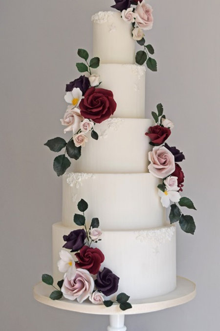 Traditional Tiered Cake