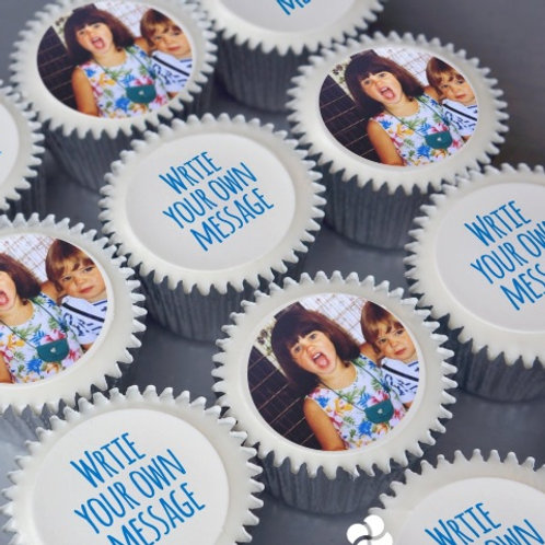 Edible Printed Cake/Cupcake Toppers