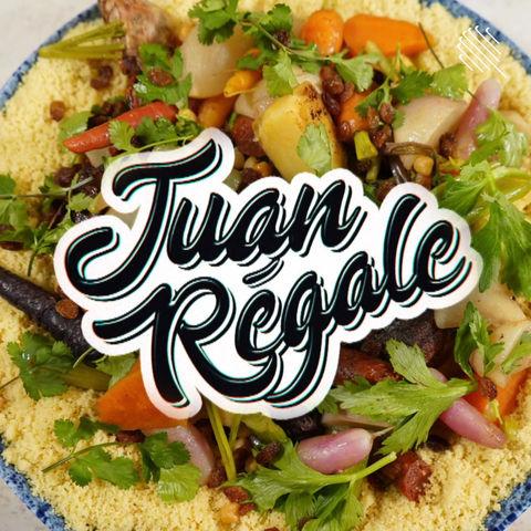 « Juan Régale » sur Quotidien (18.12)