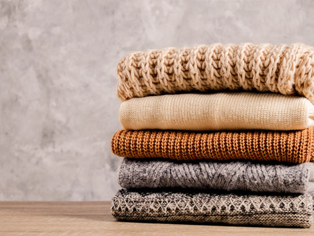 How to care for your knitwear, so it lasts for years to come