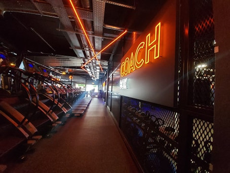 Affordable luxury at Coach Gym Leeds