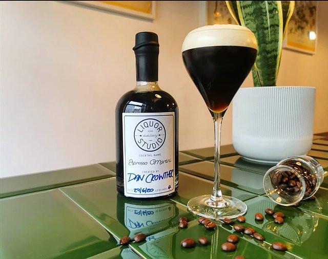 Liquor Studio Leeds Espresso Martini Gift Box