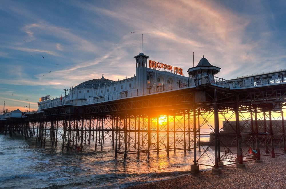 Top UK city breaks, Brighton