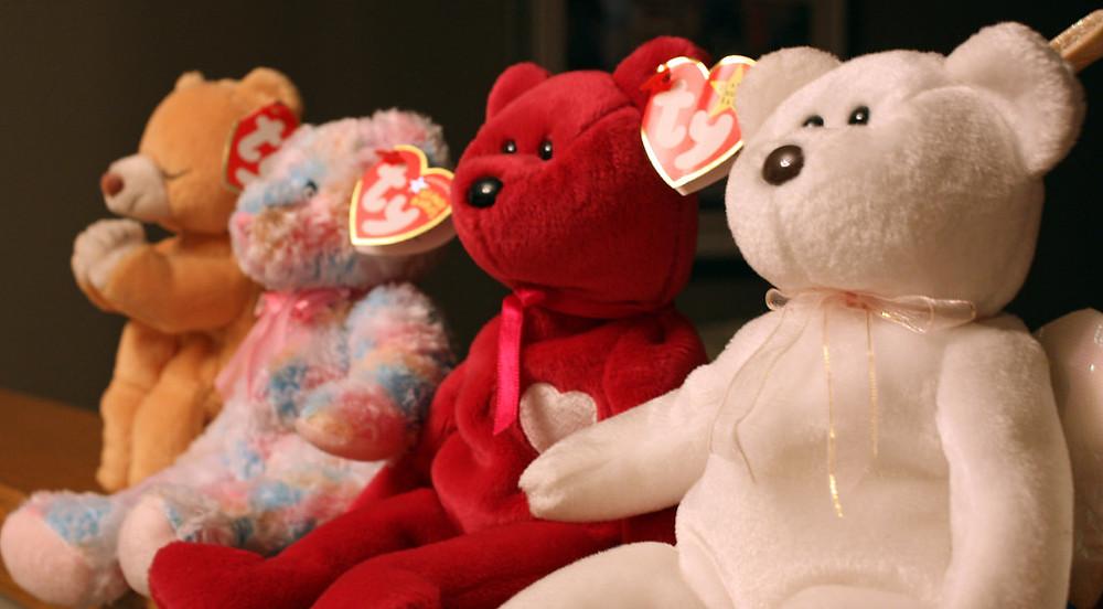 Beanie Babies, 90s kids toys