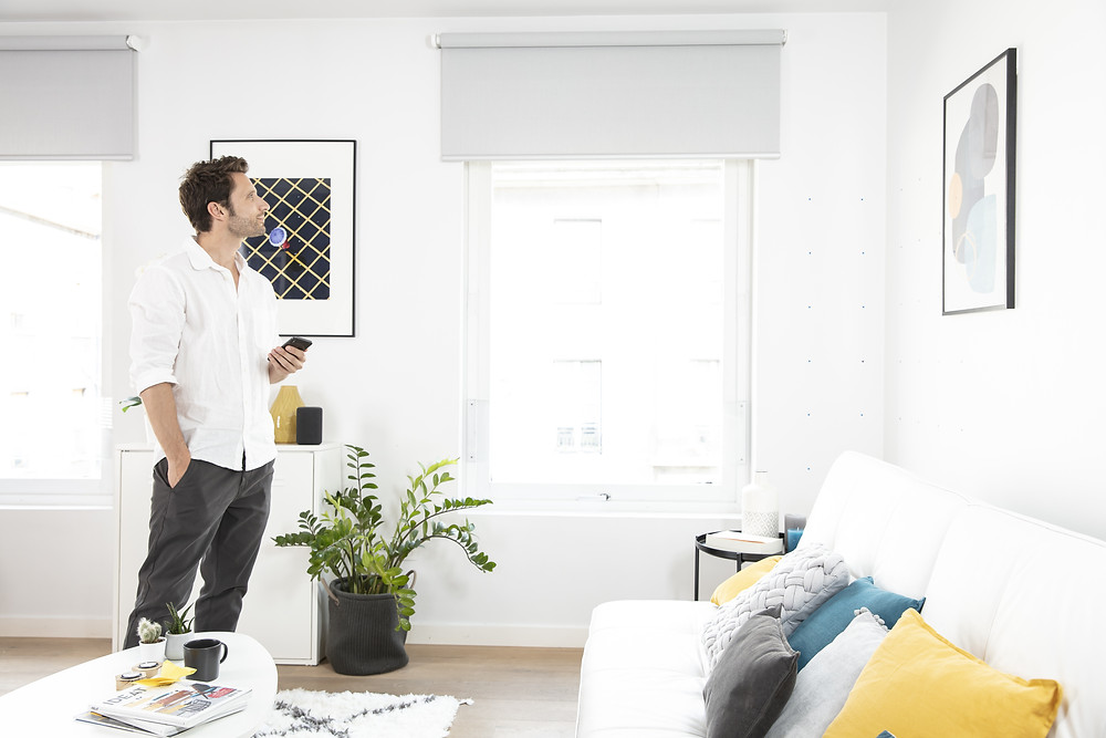 Smart speakers at home