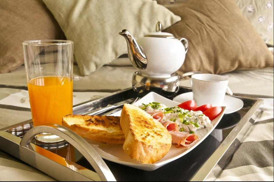 Enjoy lazy mornings while staycationing