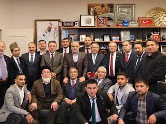 Avrasya Türk Dernekleri Federasyonu Olağan Genel Kurul Toplantıs
