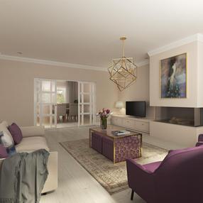 House remodel & interior design, Cork