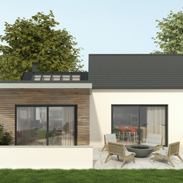 Extension Design, Cork