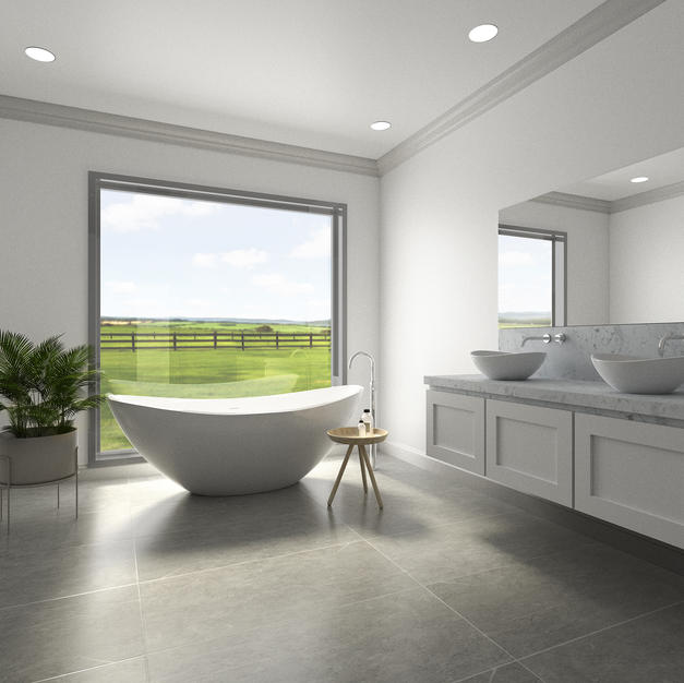 Luxury Bathroom Design, Cork