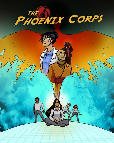 The Phoenix Corps, TITLE, Color