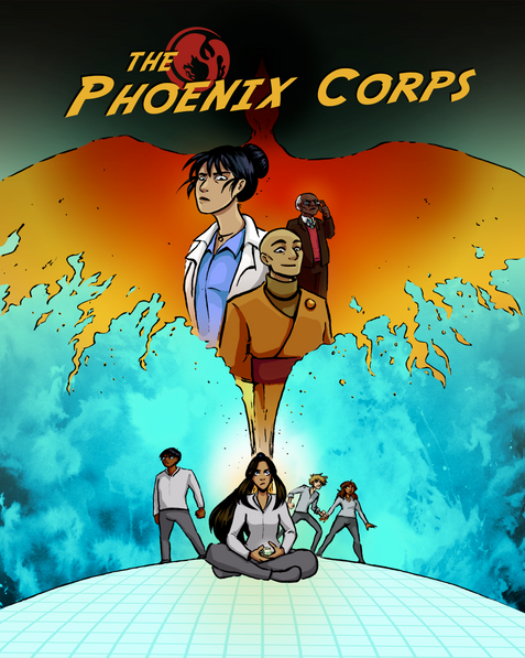 The Phoenix Corps, TITLE, Color
