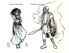 Curse of Quaren, original story