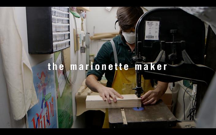 The Marionette Maker