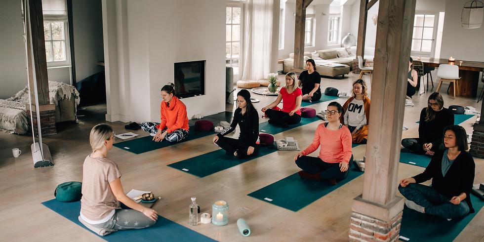 Grundlagenworkshop Hatha Yoga
