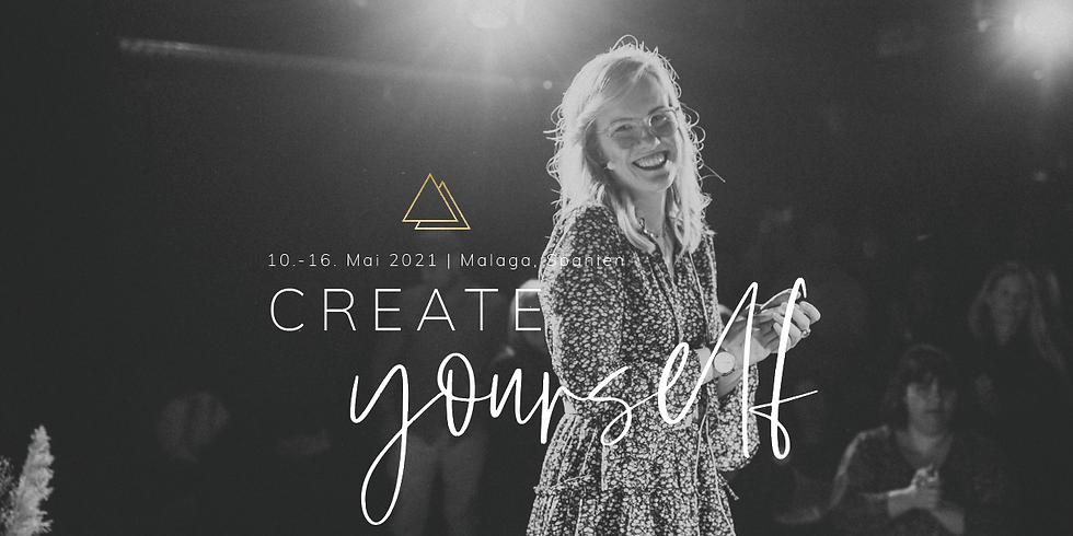 Create Yourself // dein Business & Yoga Retreat