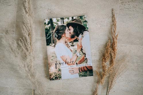 Wedding Guide inkl. Texte, Design & Lizenz
