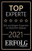 Auszeichnung Top Experte